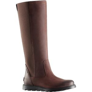 Sorel Ainsley Tall Boot Cattail Waterproof Brown